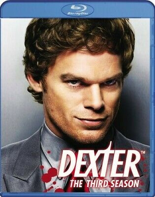 Dexter: The Third Season [Blu-ray] Blu-ray