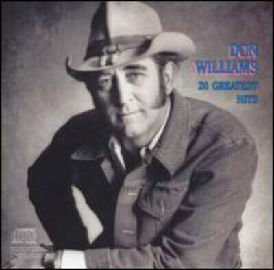 Don Williams - 20 Greatest Hits CD