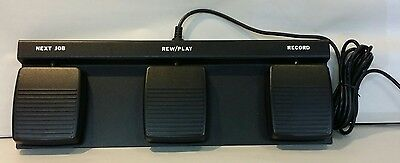 Extra Long FP-557 Foot Pedal for Dictaphone 0421 CPhone Digital Dictate Station