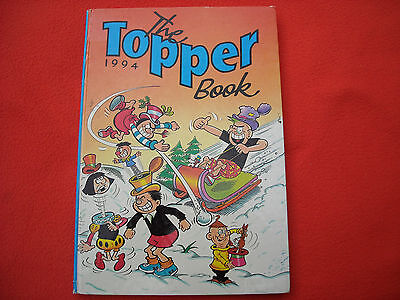 The Topper Annual 1994 In Good Plus/very Good Condition, Scarce