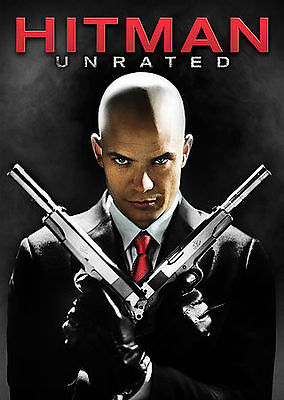 Hitman (Unrated Edition) DVD