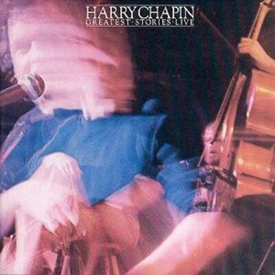 Harry Chapin : Greatest Stories: Live CD (1989)