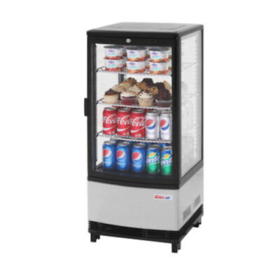 Turbo Air CRT-77-1R Refrigerated Countertop Display Case