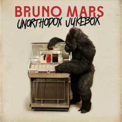 Bruno Mars : Unorthodox Jukebox CD (2012)