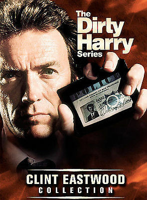 The Dirty Harry Collection (Dirty Harry/ DVD