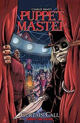 Puppet Master: Curtain Call TPB by Shawn Gabborin New Paperback Book