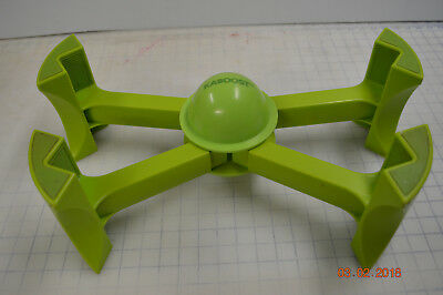 Kaboost Booster Rig- Fits under any Seat/chair!! Portable Green Solid Condition