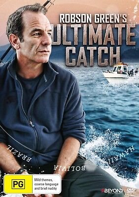 Robson Green's Ultimate Catch  DVD $13.99