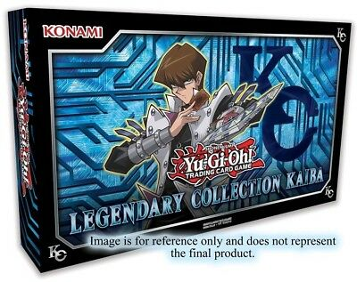 Yu-Gi-Oh! TCG Legendary Collection Kaiba