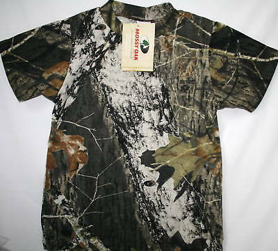 Mossy Oak Camo Toddler Boys Youth T-Shirt, Camouflage Kids
