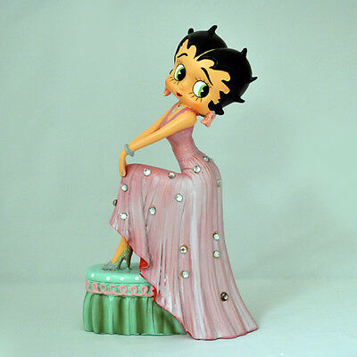 BETTY BOOP Hope Is Elegant Collectible Figurine NEW