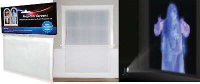 ProFX Projector Image Screens Pack of 2 Backdrops 4FT X 6FT Super Creepy Effect