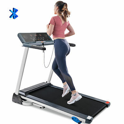 Merax Electric Treadmill 1.5HP Folding Running Machine Exercise Motorized Power