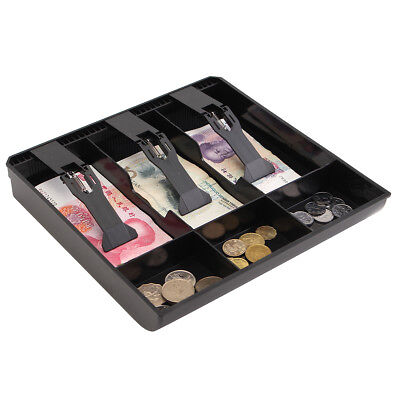 Cashier Cash Coin Register Insert Tray Replacement Money Tidy Drawer Storage AU