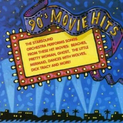 Various Artists : 90s Movie Hits CD