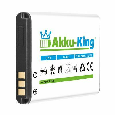 Akku-King Akku für Technaxx MusicMan MA Soundstation - BT-X1 - Li-Ion 1100mAh