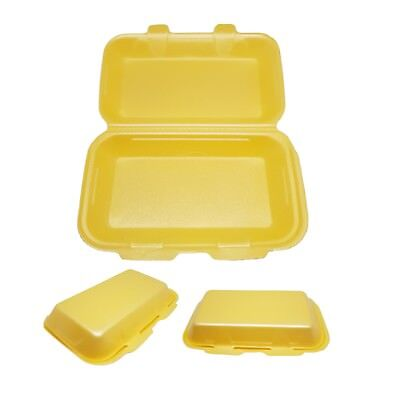 Large Disposable Party Takeaway Food Containers Meal Lunch Box Storage and Lids