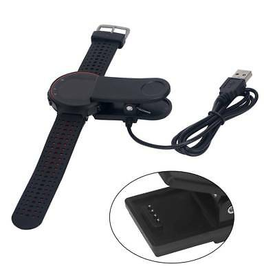 USB Clip Charger Data Cable for Garmin Forerunner 235 630 230 735XT GPS Watch YR