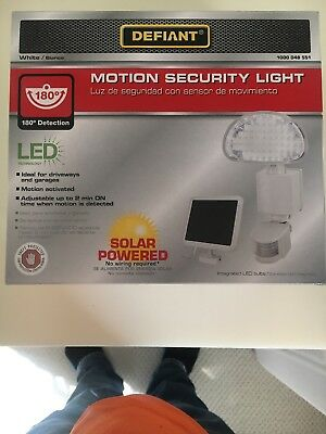 Defiant 48 led solar powered motion activated flood light outdoor 48 smd led security flood light outdoor solar powered motion activated light aloadofball Images