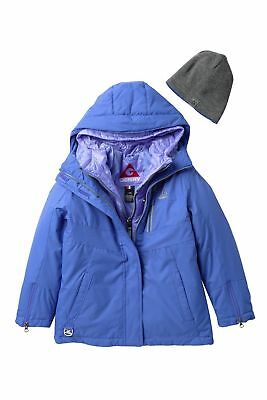 1d684a505 NEW GERRY GIRLS' 3-in-1 Systems Jacket with Beanie - $25.49 | PicClick