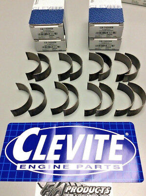 Big Block Chevy 396 427 454 502 Mahle Clevite CB743P-10 Connecting Rod Bearings