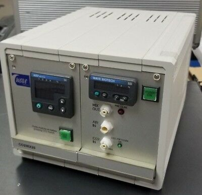 GE Wave Biotech CO2MIX20 CO2 Mix20 R Air Mixer Controller Module