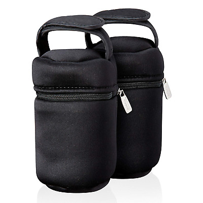 Tommee Tippee Insulated Bottle Bag Feed Baby Food Warmer Carrier Thermal Travel