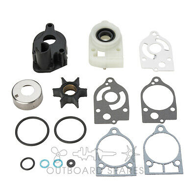 Mercury Mariner Impeller Water Pump Kit for 40,50,70hp Outboard Part 46-73640A 2