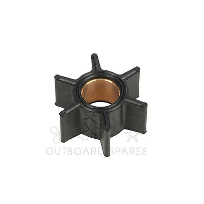 A New Mercury Mariner Impeller for 4, 4.5, 6, 7.5, 9.8hp Outboard (# 47-89981)