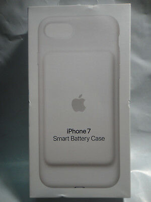New Apple Mn012Ll/a Iphone 7 & 8 Smart Battery Case Brand New, Factory Sealed