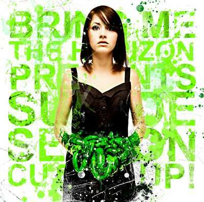 FREE US SHIP. on ANY 3+ CDs! ~Used,Good CD Bring Me The Horizon: Suicide Season: