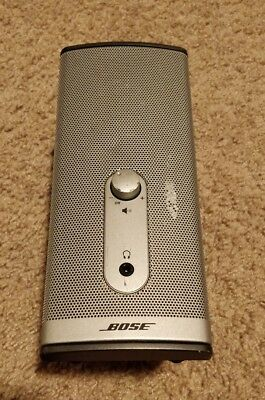 ONE Bose Companion 2 Series II Multimedia Computer PC Speaker System Gray RIGHT!