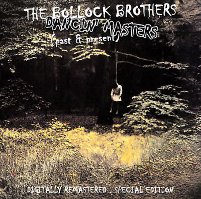 FREE US SHIP. on ANY 3+ CDs! NEW CD Bollock Bros: Dancin Masters: Past & Present