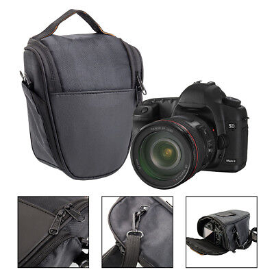 Light Digital DSLR SLR Camera Bag Shoulder Case Handbag For EOS Nikon Canon Sony