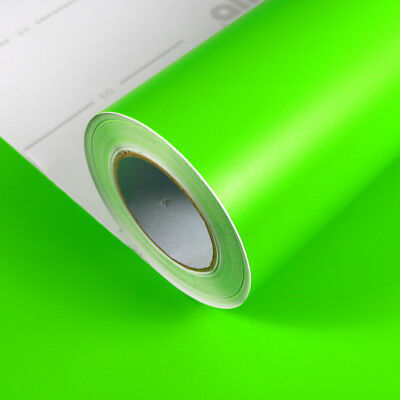 Allvi Car Wrapping Film Matte Apple Green | Auto Folie Apfel Grün - 10,36€/m²