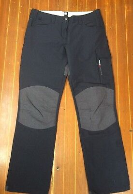 Musto Evolution Graphite Women's Sailing Pants Size 14L - New Without Tags