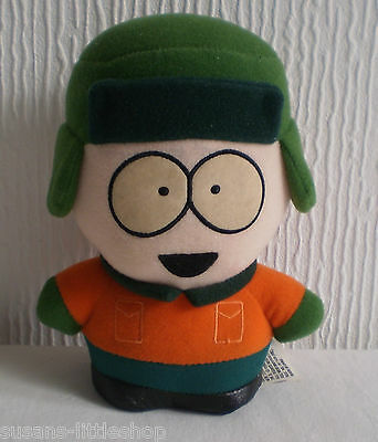 Official Product South Park Soft Toy Kyle 1998 Comedy Central Collectable