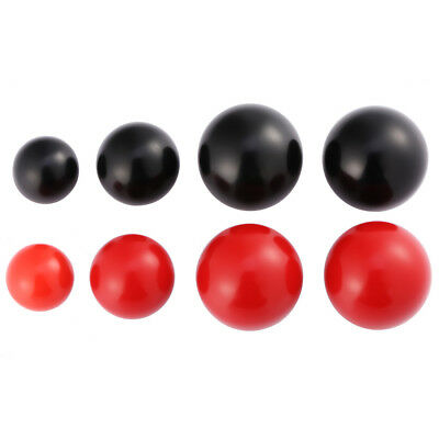 10x Universal Lathe Tractor Machine Plastic Round Ball Knob Handle 16/20/25mm wt