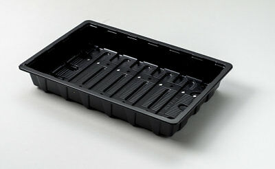 Nutley's Full Size Seed Tray 38cm propagation seeds cuttings holes or no holes