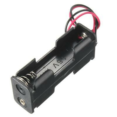 AA Battery Holder for 2 batteries with fly leads. Side Entry 3V 3.0V FREE POST
