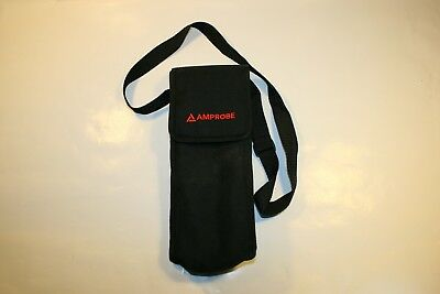 Genuine Amprobe Meter / Tester Soft Carrying Case - Perfect Condition - Free S&H