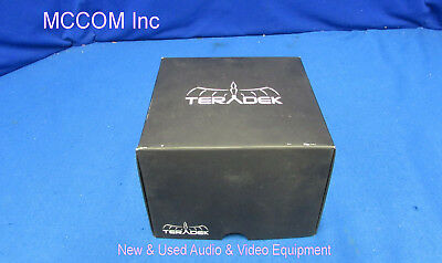 Teradek Cube-455 HDMI Video Decoder 10/100USB 2.4/5.8GHz w/ WiFi  New