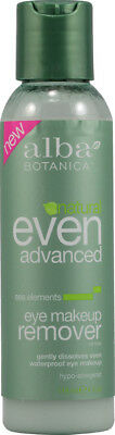 Even Advanced Eye Makeup Remover, Alba Botanica, 4 oz