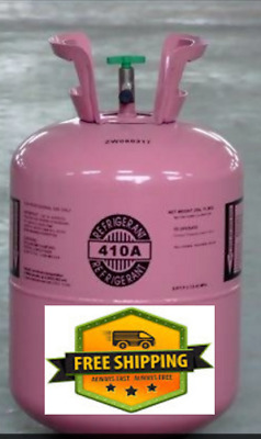 R410A   25 Lbs  Virgin Sealed Factory Tanks Lowest Priced