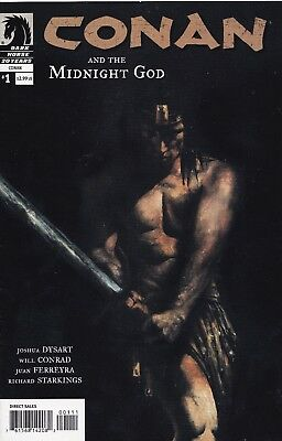 CONAN and the Midnight God #1 (of 5) - Back Issue