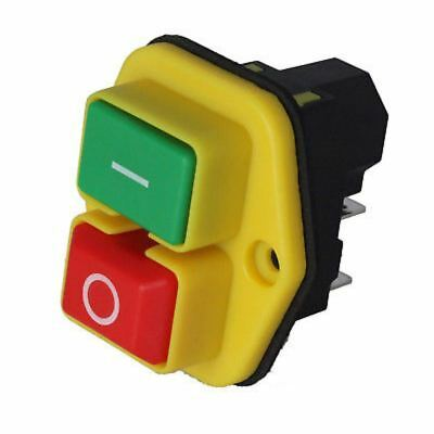 Stop Start On Off Switch Belle Cement Mixer Minimix 150 110 v Volt