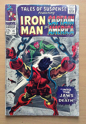 Tales of Suspense #85 - Marvel - Jan 1967