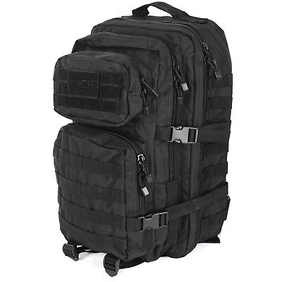 Mil-Tec Military Army Patrol MOLLE Assault Pack Tactical Combat Rucksack Back...