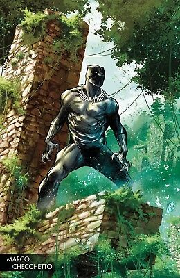 Black Panther 170 Marco Checchetto Young Guns 1/store Variant Nm