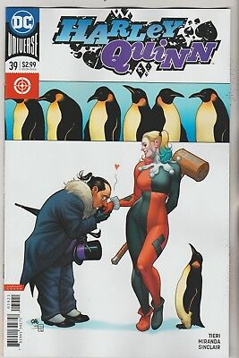 Dc Comics Harley Quinn #39 May 2018 Variant 1St Print Nm